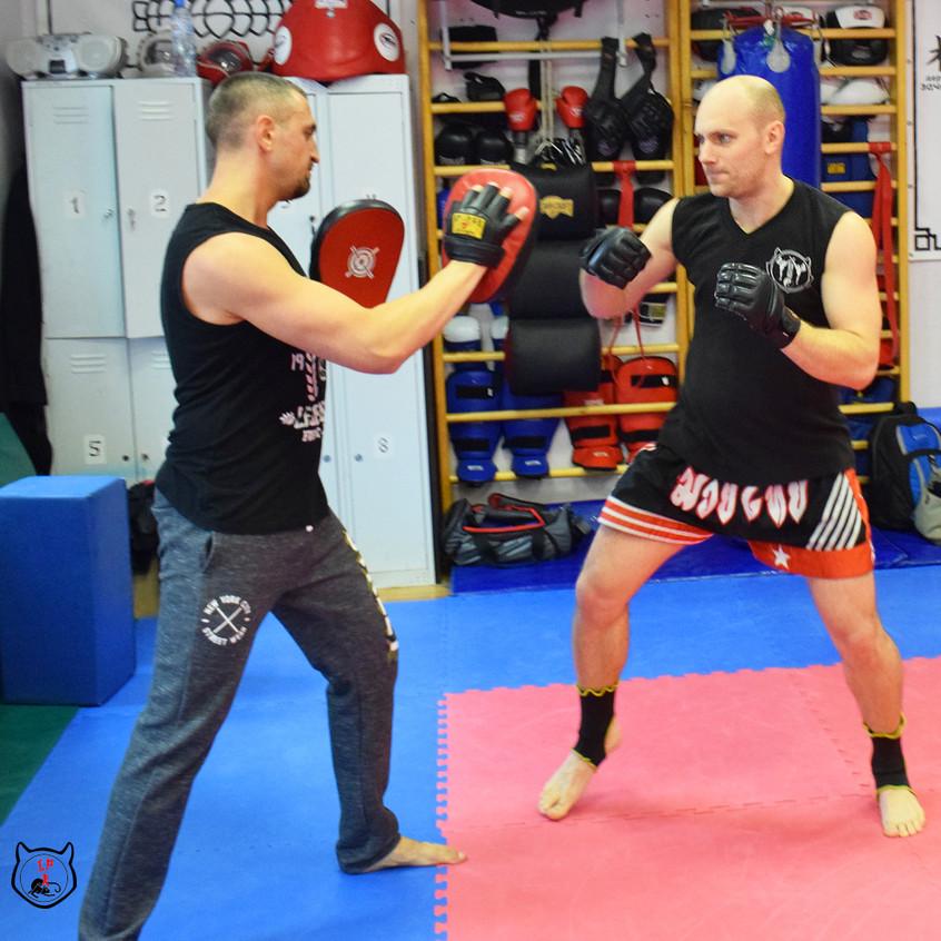Тайский бокс Меу-Дам