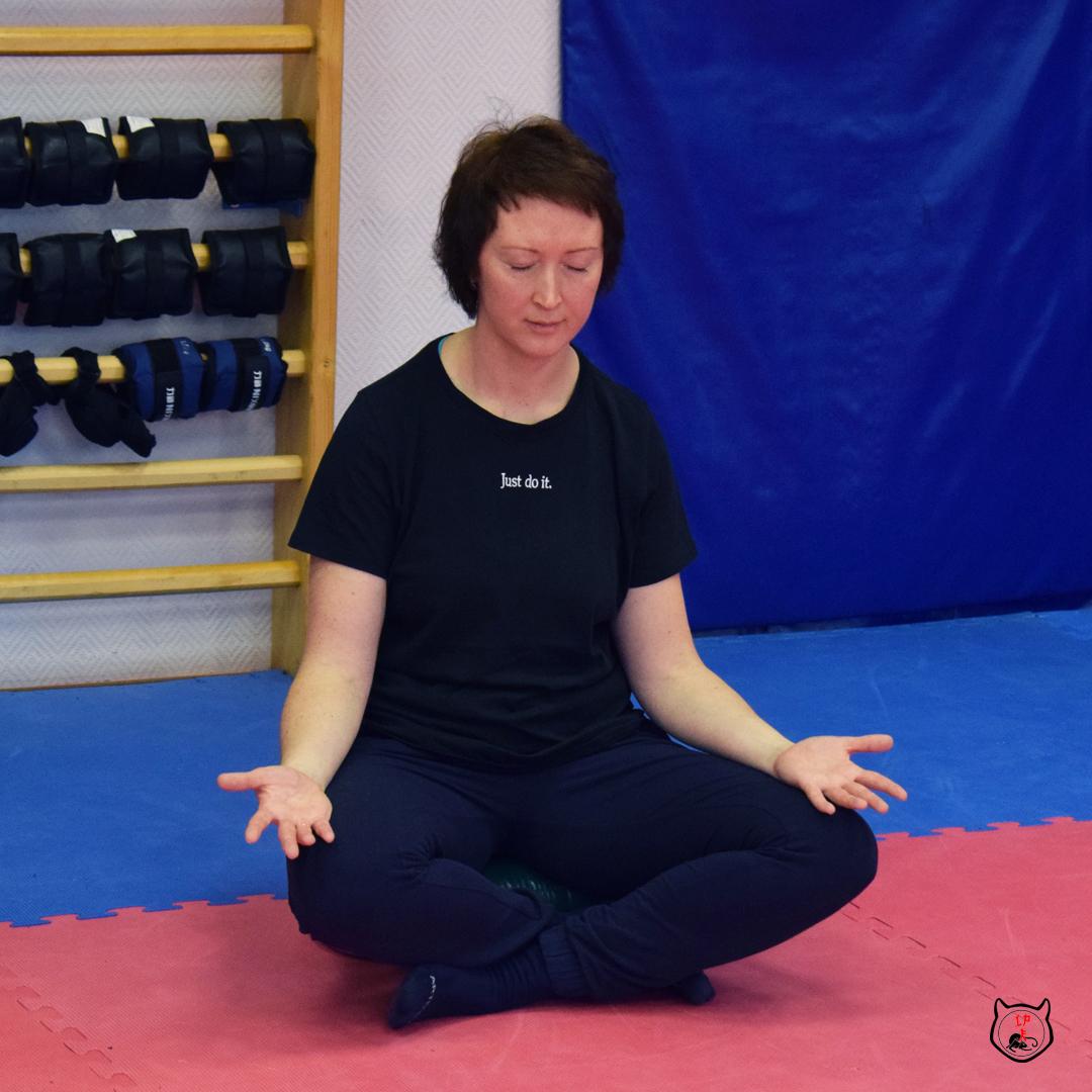 йога для начинающих на Римской