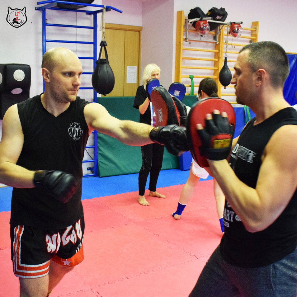 клуб тайского бокса в москве