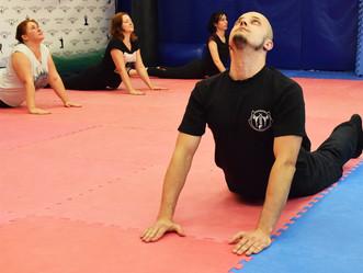 Безопасная йога в Москве  - здоровье превыше всего!