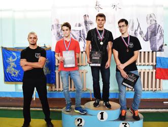 Победные выходные на  III открытом Кубке по Вин Чун Кунг Фу в Москве