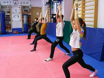 Бесплатная йога для детей в Москве
