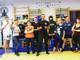 Как это было: фотоотчет с бесплатных мастер-классов по боевым искусствам!