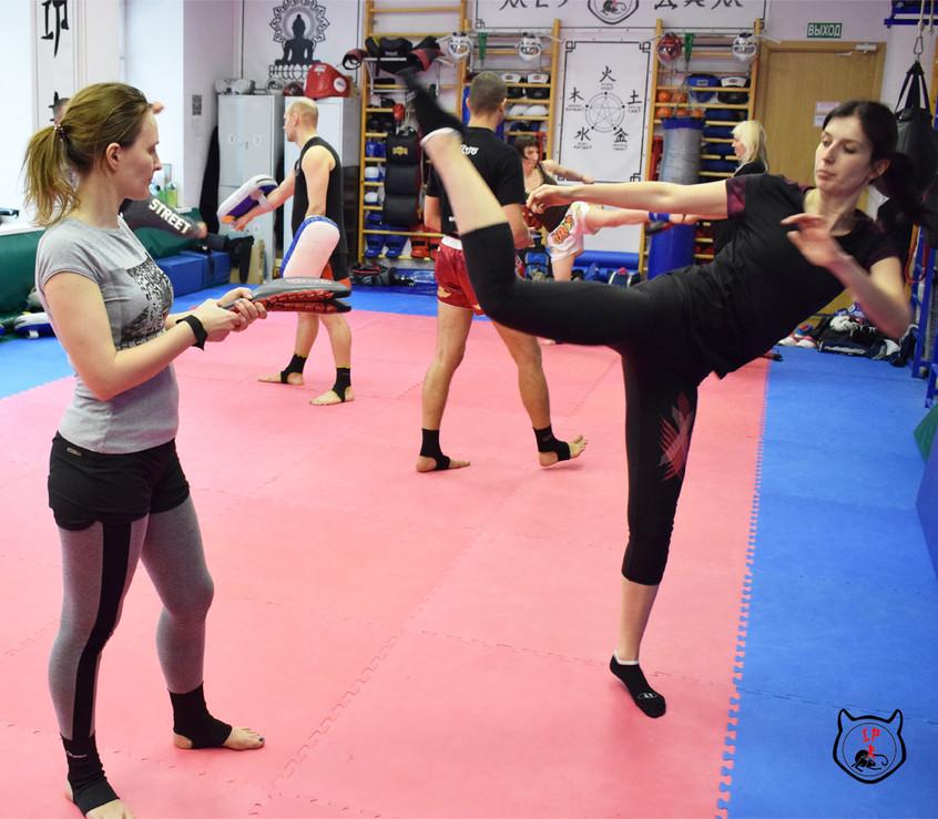 Кубо маваши тайский бокс