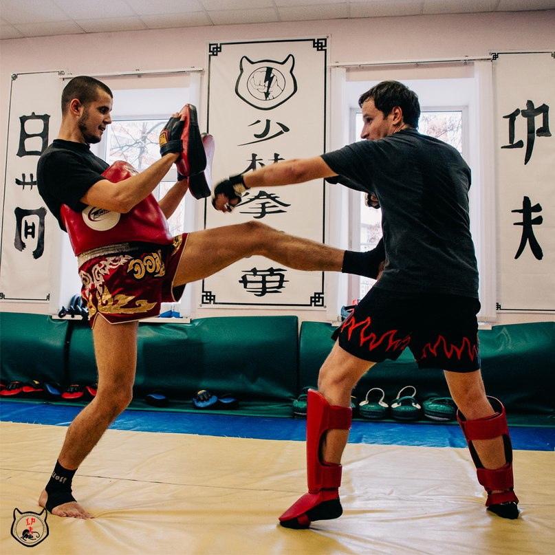 Индивидуальные занятия по тайскому боксу
