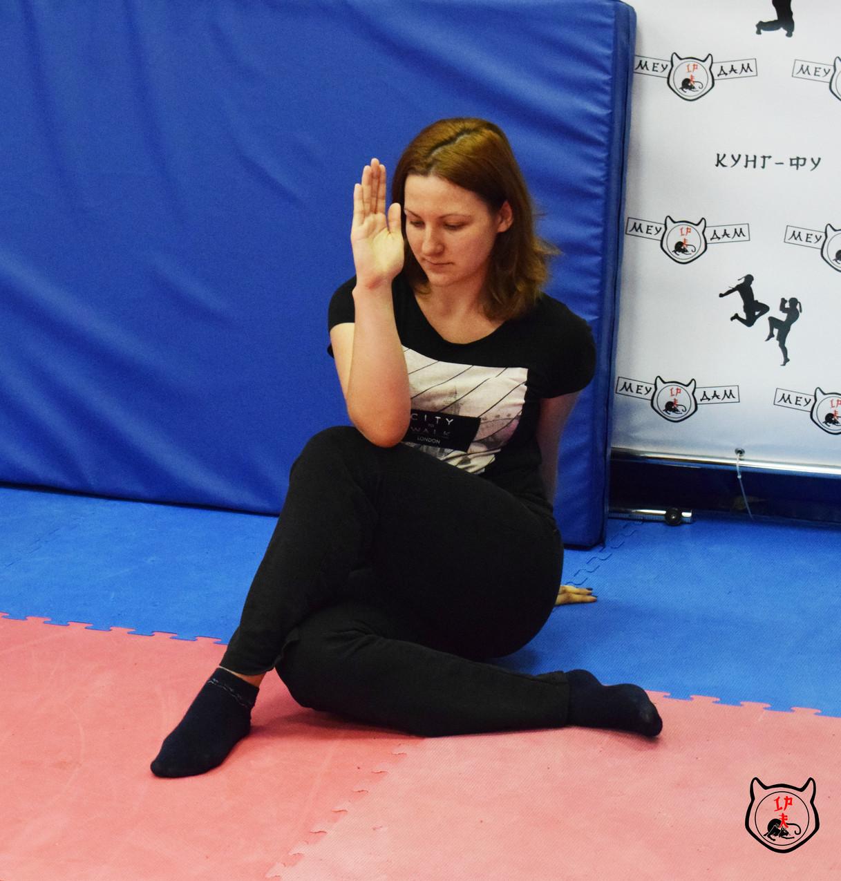 Юддха-йога в Москве