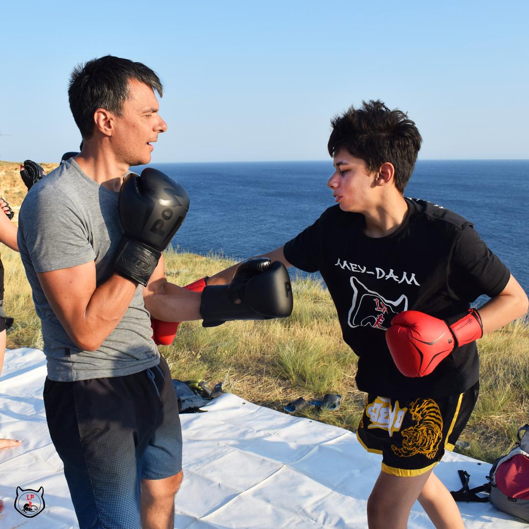 Клуб боевых искусств