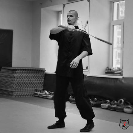 Александр Викторович Тардов. Инструктор по боевым искусствам