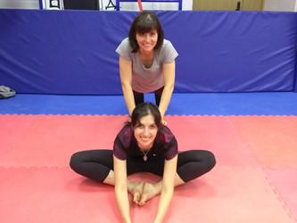 Йога второго уровня! - открытое занятие по парной йоге.