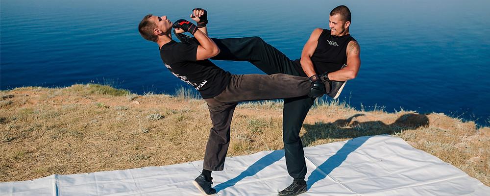 Бесплатный мастер-класс по боевым искусствам в Москве