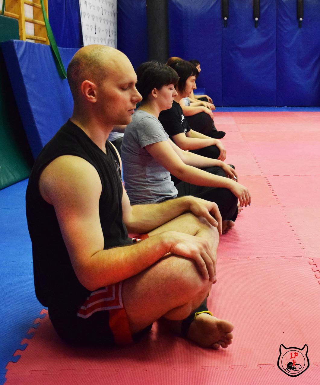 Юддха-йога для женщин и мужчин