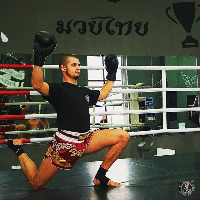 Вай Кру. Тайский бокс в Москве