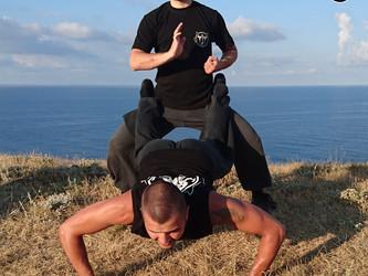 Эксклюзивные тренировки по кунг-фу в летнем лагере