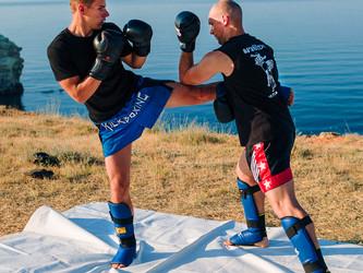 25 января мастер-класс по тайскому боксу