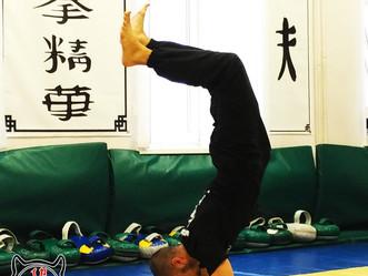 Мастер-класс по юддха-йоге