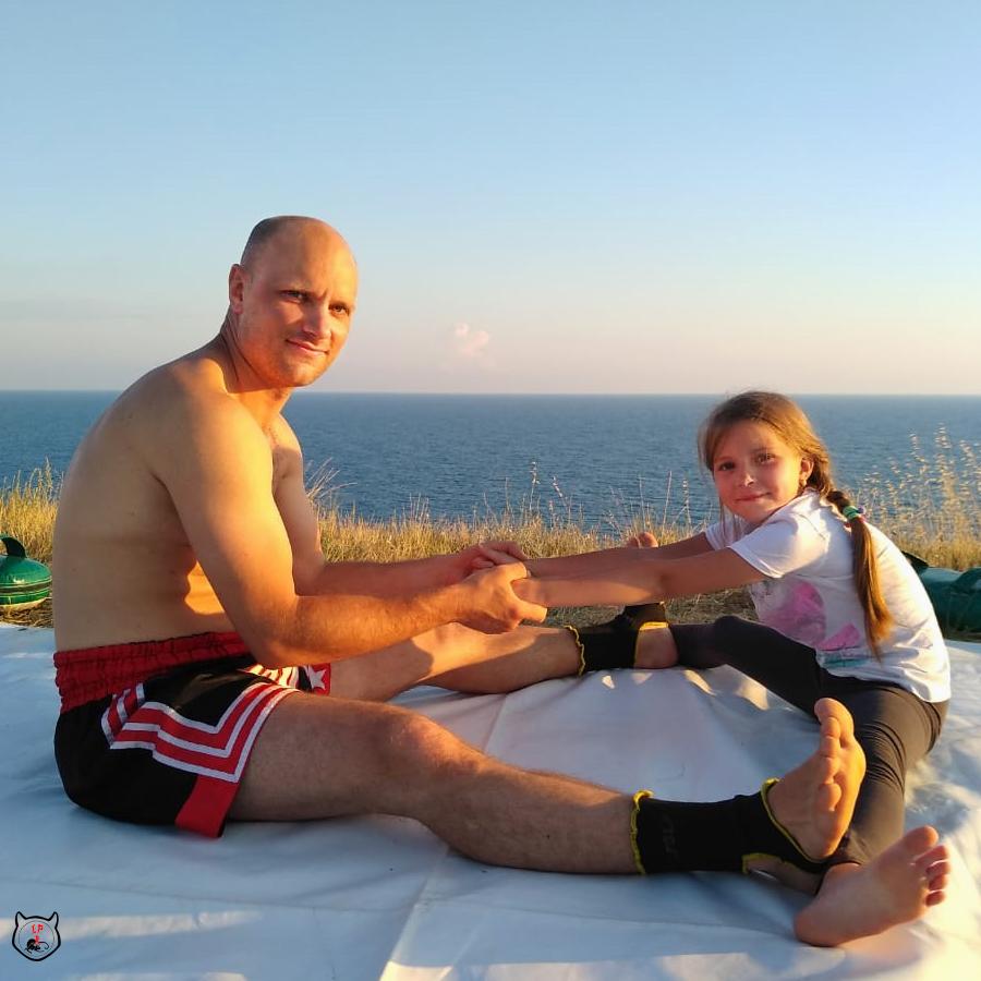 Летний лагерь для всей семьи