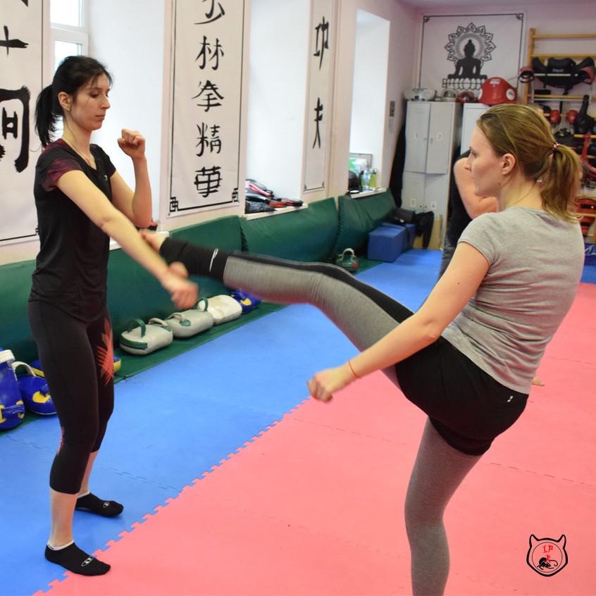 тайский бокс для женщин