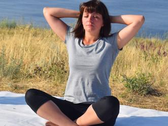 Идеальное время для практики йоги!