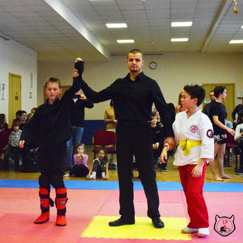 детский турнир по единоборствам