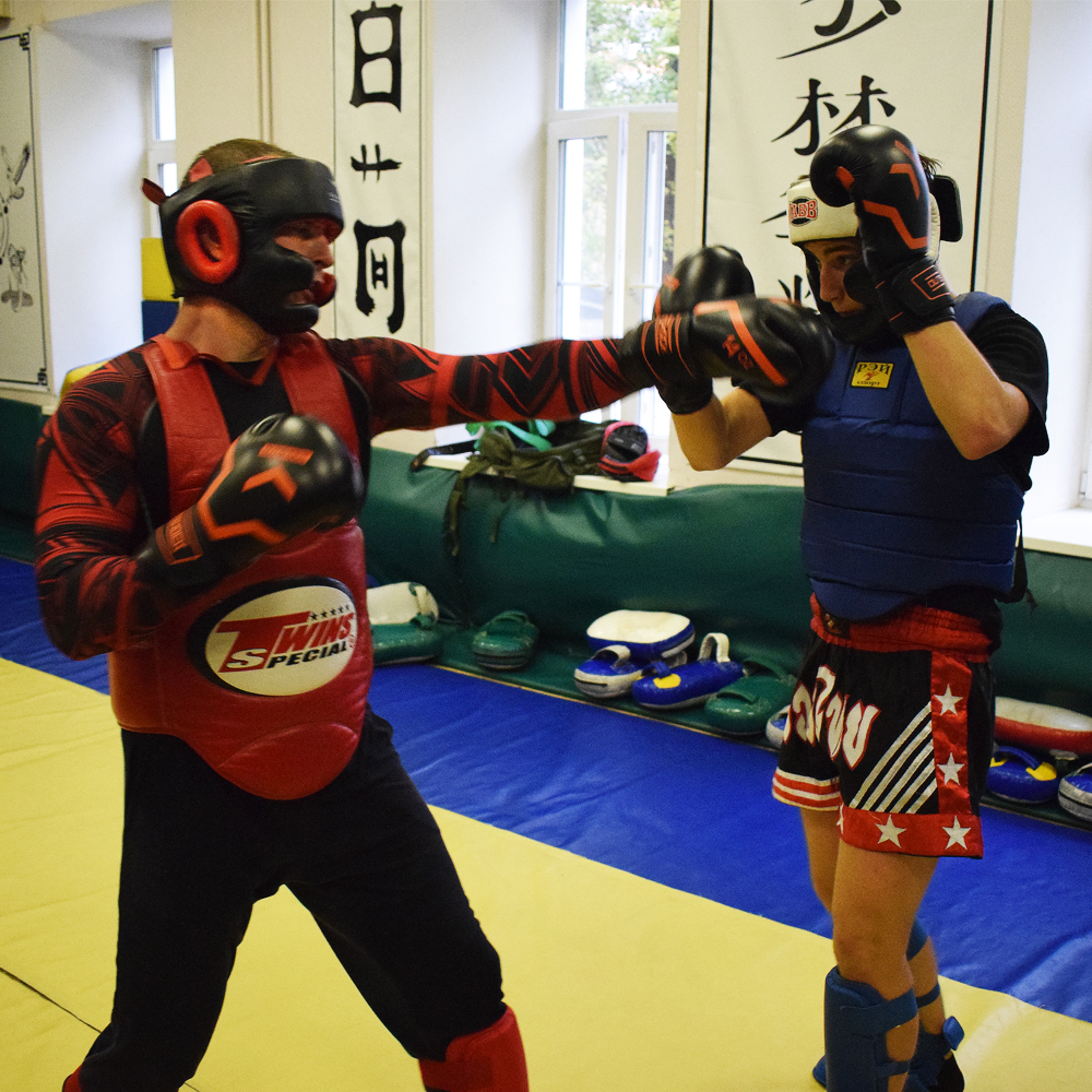 Тайский бокс для всех