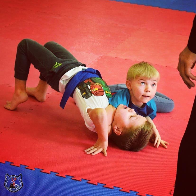 турнир по борьбе для детей