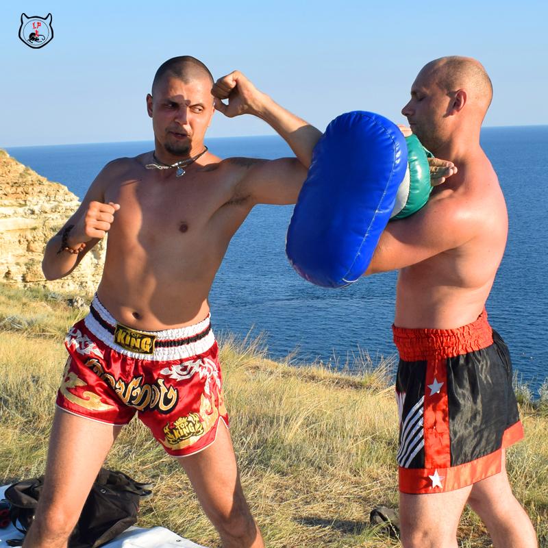 тайский бокс на Римской