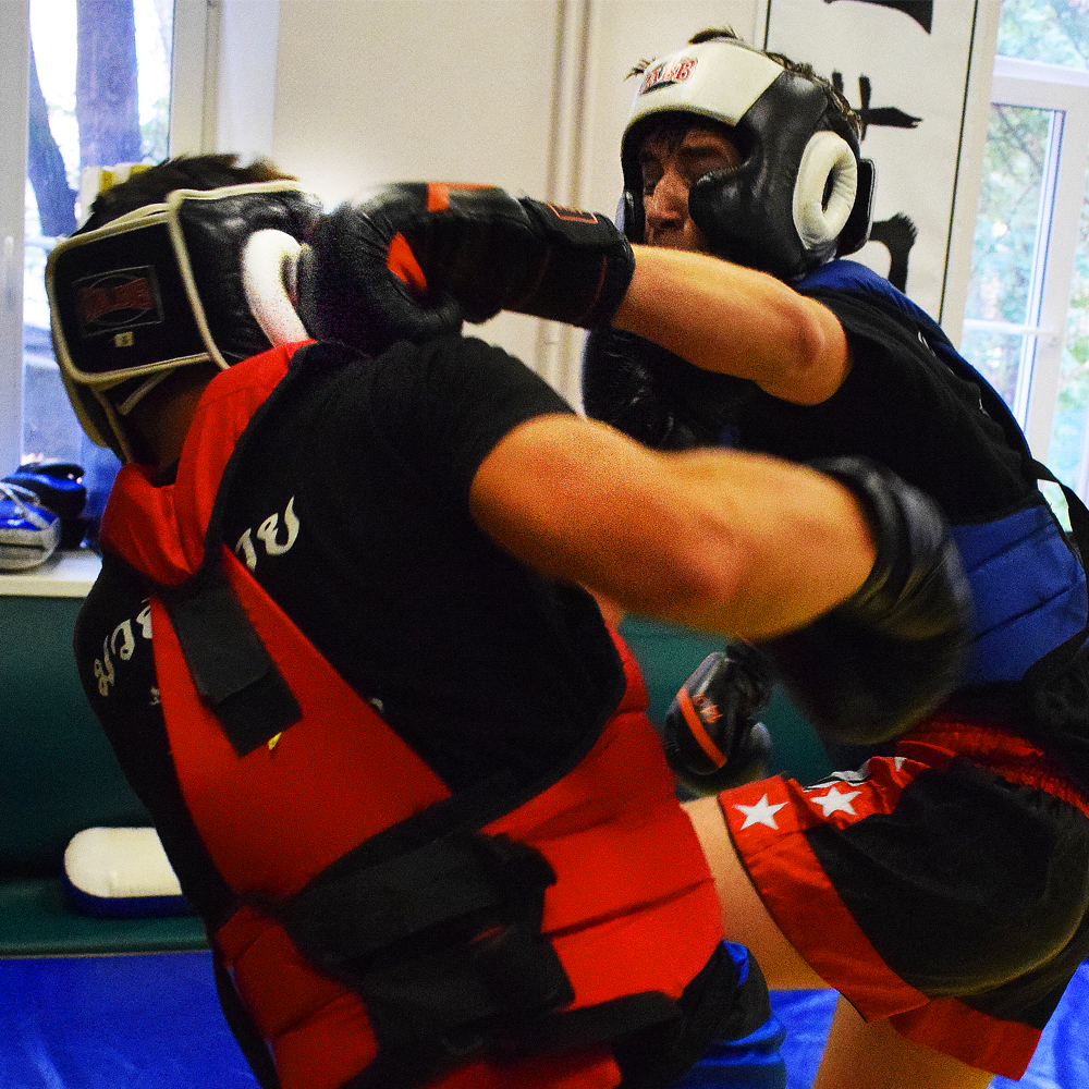 Тайский бокс в ЦАО