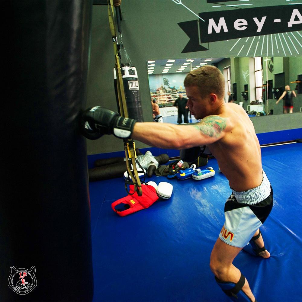 тайский бокс на таганке