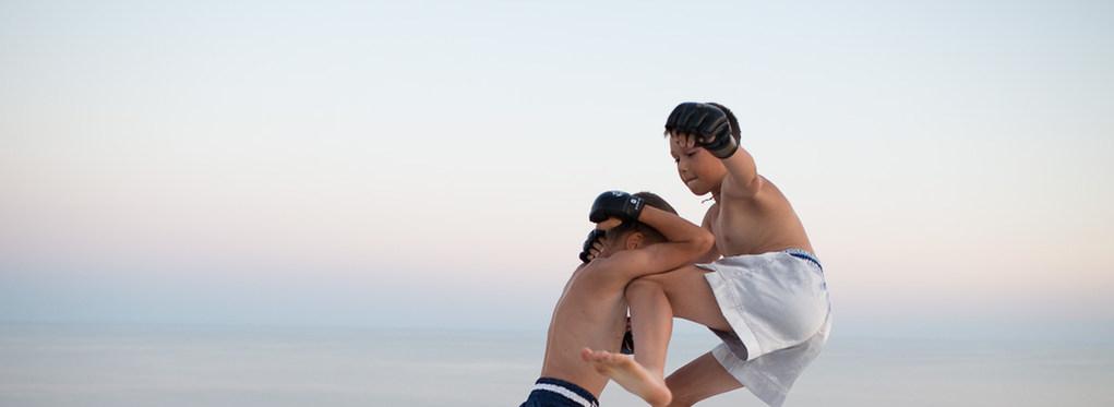 Тайский бокс для детей и подростоков