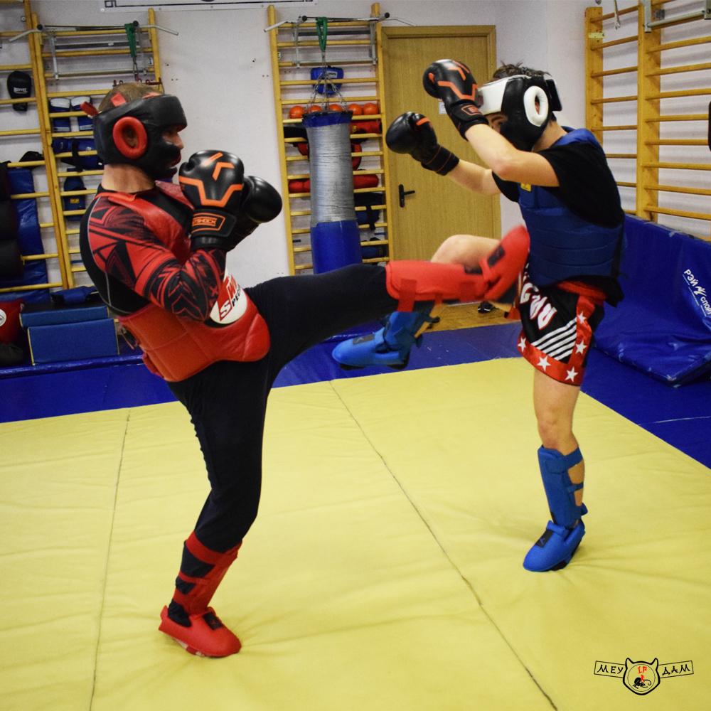 Тайский бокс для взрослых и подростков