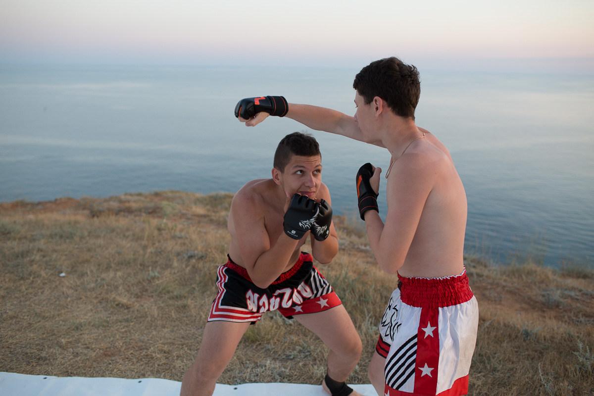 Тайкий бокс