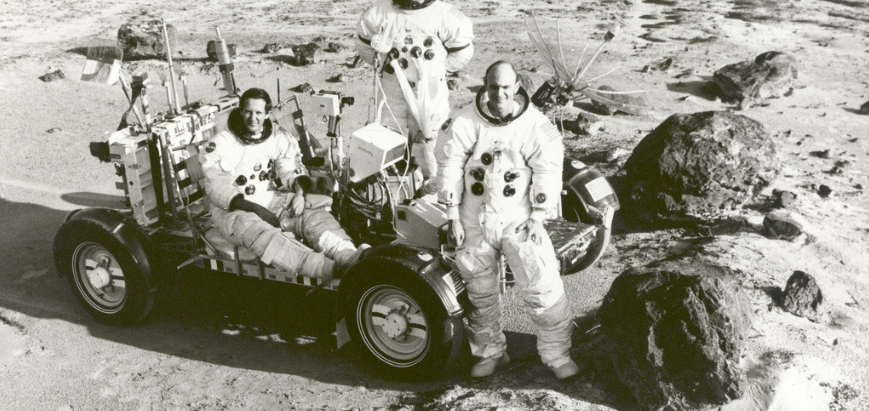 YES, WE WENT TO THE MOON AND YES, WE LIED ABOUT IT!!!