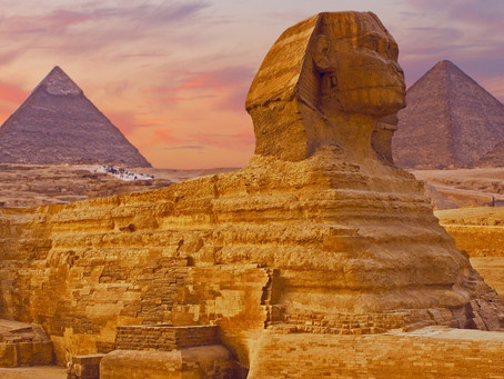 Why is the Great Sphinx missing from ancient history?