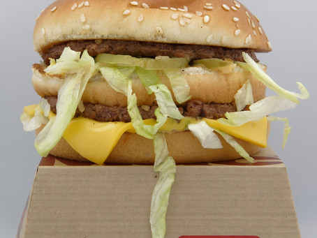 What Happens When You Eat A Big Mac Every Day?
