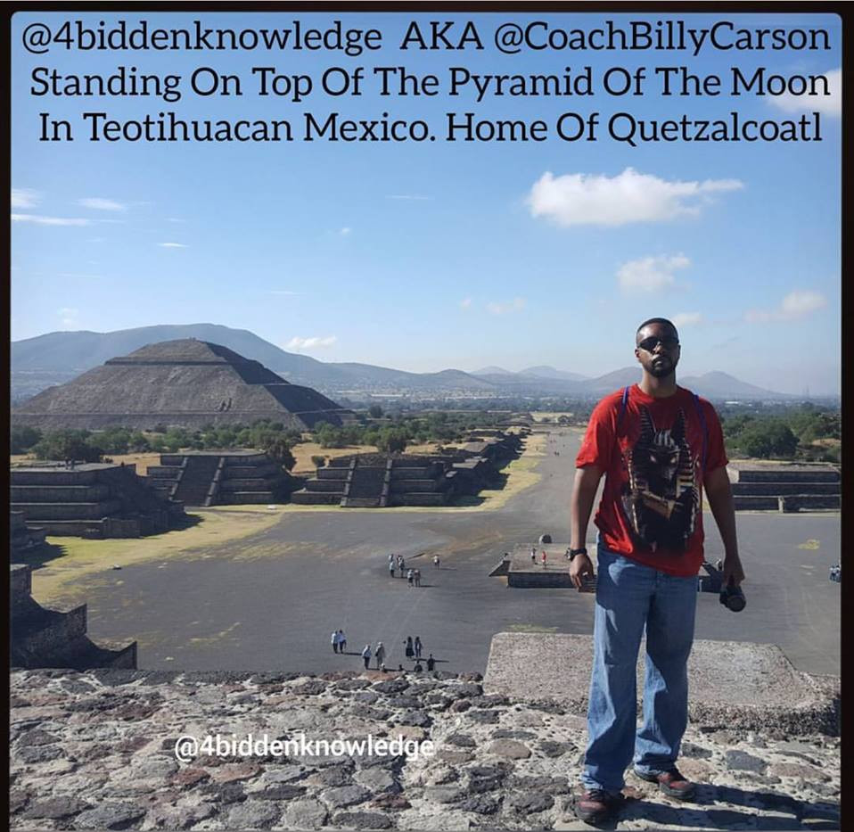 Teothuacan in Mexico