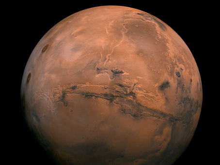 New Satellite Images Reveal Network of Hidden Lakes: Expectations for Alien Life on Mars Rise