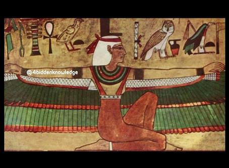 Genesis Really means the Genes of Isis or Generation of Isis
