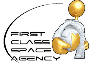 First Class Space Agency Selects New Official Logo