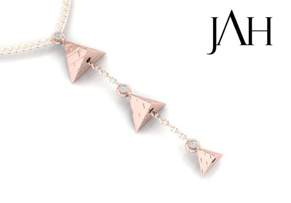 Jah Jewelry By Jackie Elam Inspired By The Giza Pyramids
