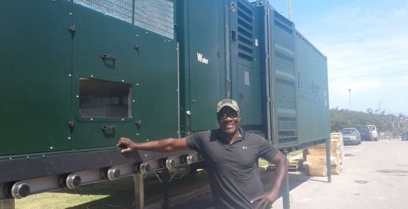 Texas Man Builds Machine That Extracts Water From The Air