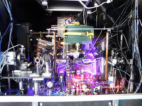 The Atomic Clock Detects A Tiny Time Warp That May Help To Solve The Universe's Mysteries