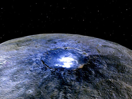 NASA's Spacecraft Has Discovered a Potential Subterranean Ocean On The Dwarf Planet
