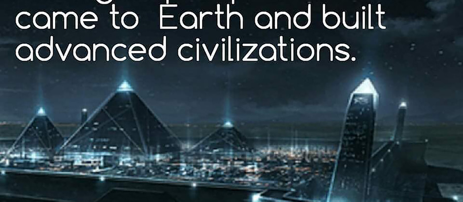 The Neteru Came To Earth and Built Advanced Civilizations