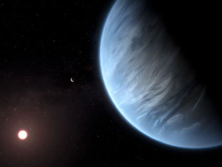 Clouds Have Been Spotted on A Distant Alien World, According to Experts