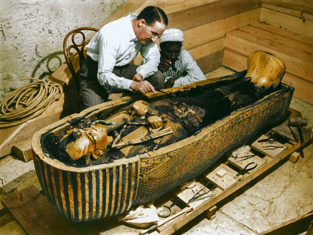 The 10 Most Important Treasures Discovered in Tutankhamun's Tomb