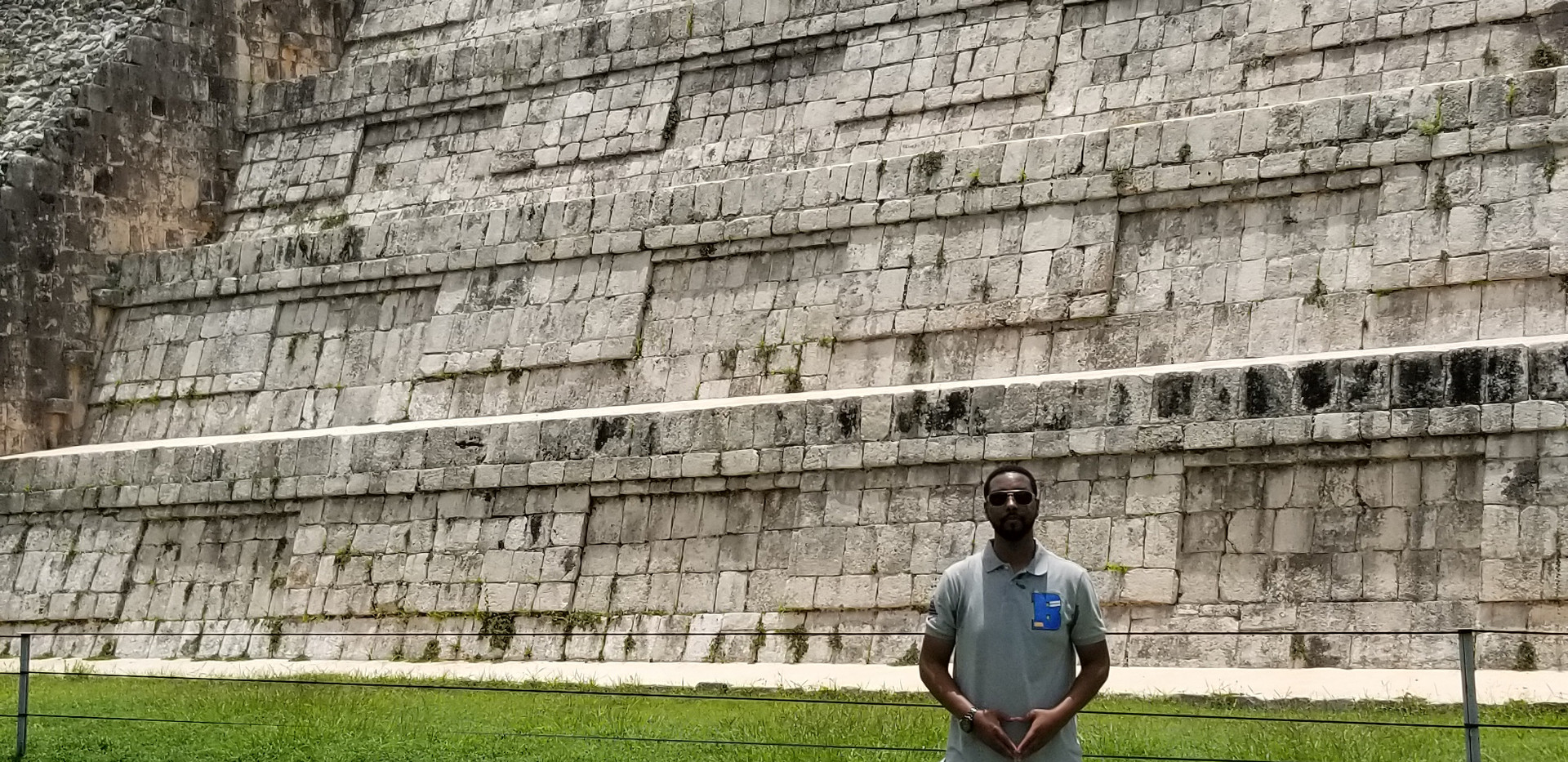 Pyramid Of Kukulcan in Mexico