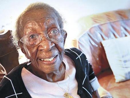 A Virginia Woman Celebrates 110th Birthday: One of The World's Few Supercentenarians