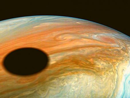 Something Huge Just Collided With Jupiter