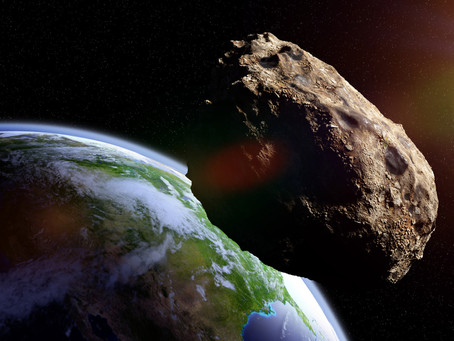 This Week, an asteroid the size of the Great Pyramid of Giza will pass Earth
