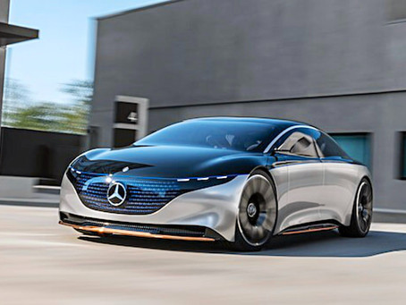 Mercedes-Benz's Brave New EQS Offers Old-World Craftsmanship in the Age of Electric Cars